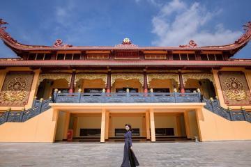 Việt Nam Quốc Tự Sài Gòn - ngôi chùa sở hữu nhiều 'cái nhất'