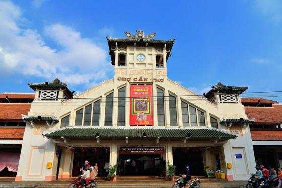 Khám phá chợ cổ Cần Thơ - ngôi chợ hơn 100 năm tuổi