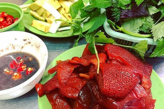 Sứa đỏ Hải Phòng: món ăn chưa bao giờ hết HOT trong mùa hè