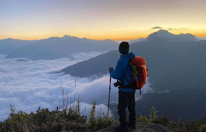 Bật mí kinh nghiệm leo Lảo Thẩn - Trekking