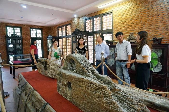 cổ vật - điểm thú vị của thành cổ Quảng Ngãi