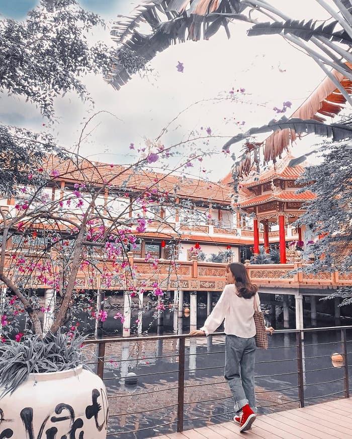 Vẻ đẹp bình yên ở chùa Nam Sơn Đà Nẵng