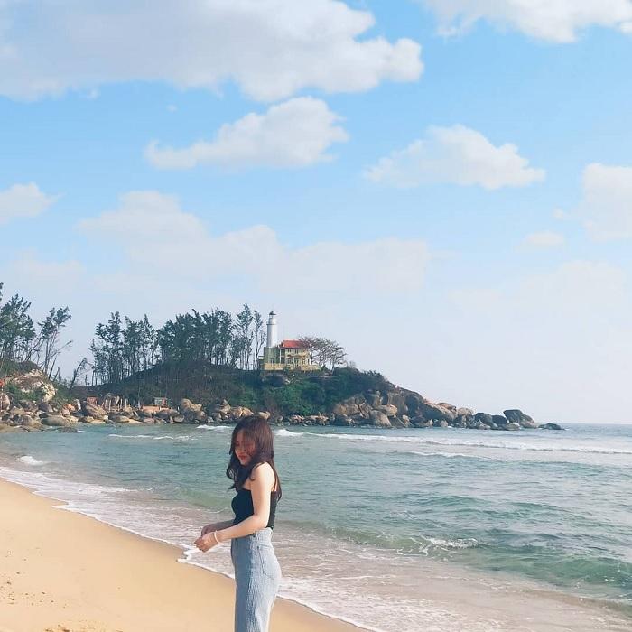 hải đăng - điểm đến hấp dẫn tại Vịnh Dung Quất