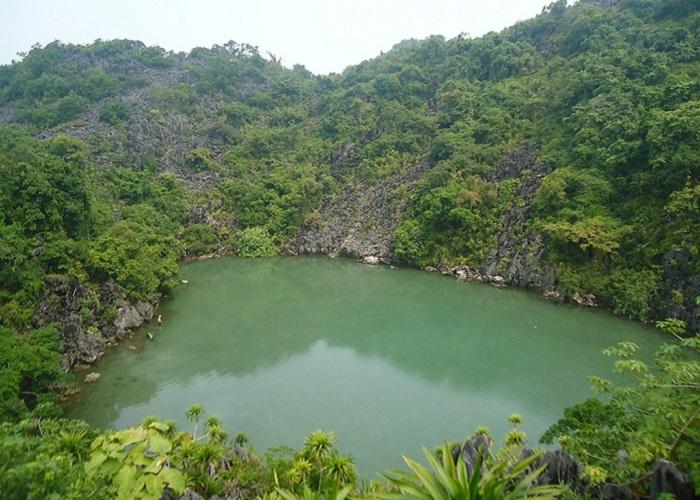 Bai Tu Long National Park - where is it located?
