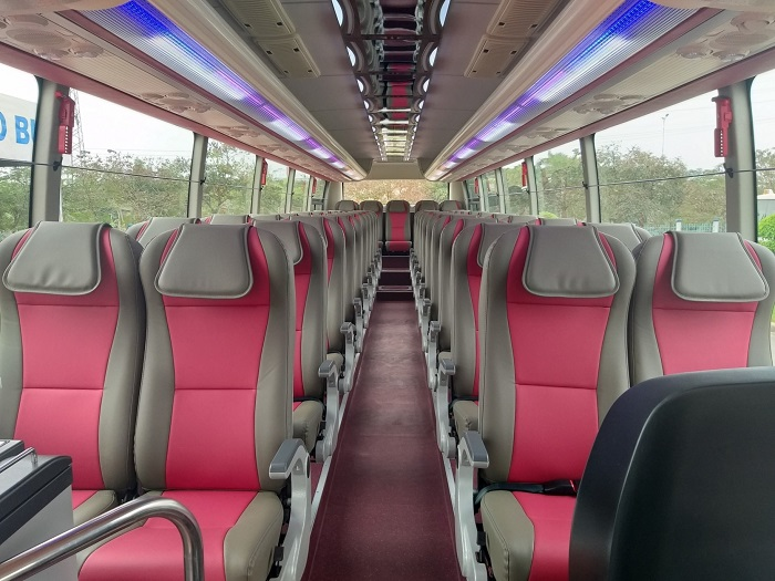 xe khách Hà Nội - Sài Gòn - xe khách phượng Hoàng trong