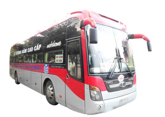 xe khách Hà Nội - Sài Gòn - xe khách phượng Hoàng