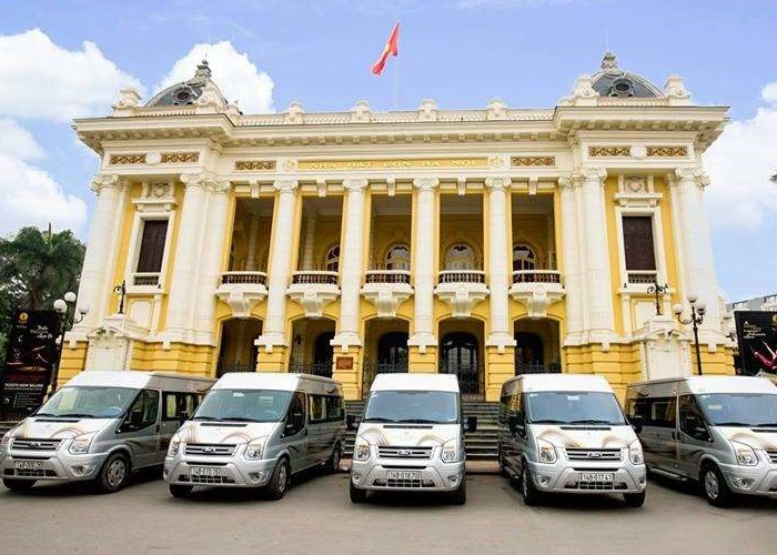 Tổng hợp các hãng xe limousine Hà Nội - Hạ Long chất lượng tốt nhất
