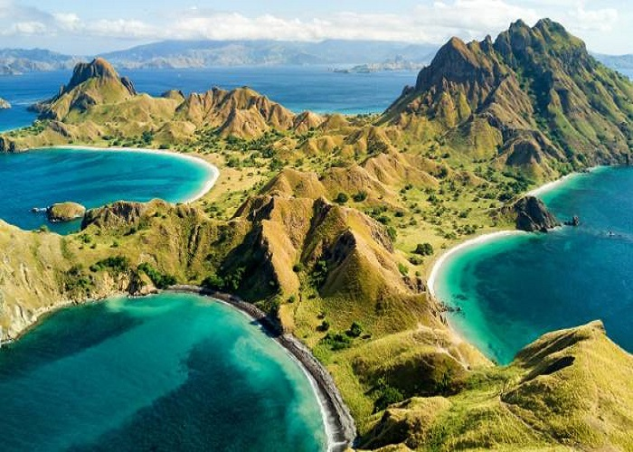 The world's richest flora and fauna in Komodo National Park