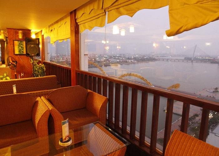 Cafe Green Plaza quán cafe đẹp nhất Đà Nẵng