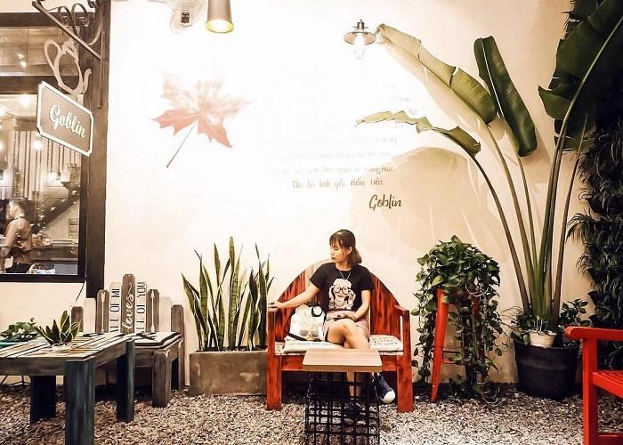 Golbin quán cafe đẹp nhất Đà Nẵng