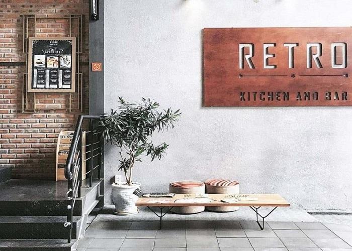 Retro Kitchen quán cafe đẹp nhất Đà Nẵng
