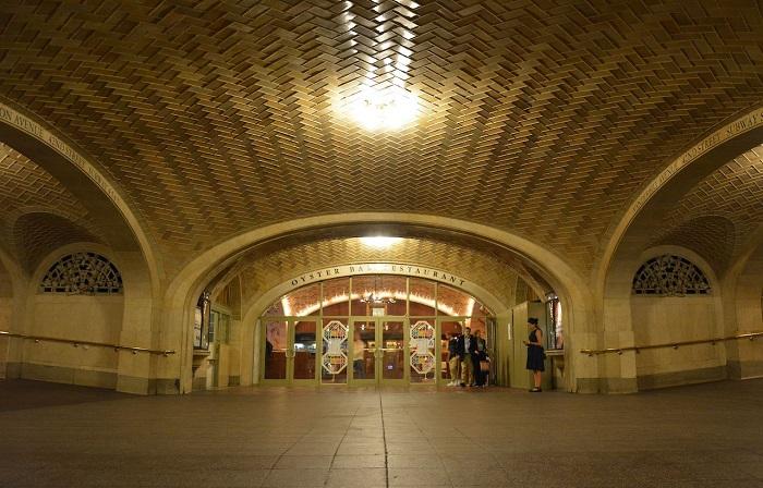Phòng trưng bày Grand Central's Whispering