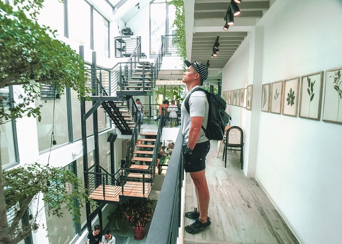 Wonderlust quán cafe đẹp nhất Đà Nẵng