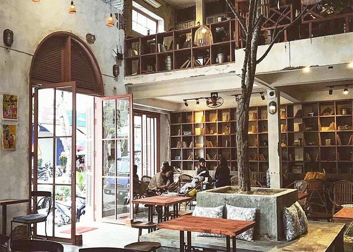 đen đá coffee quán cafe đẹp nhất Đà Nẵng