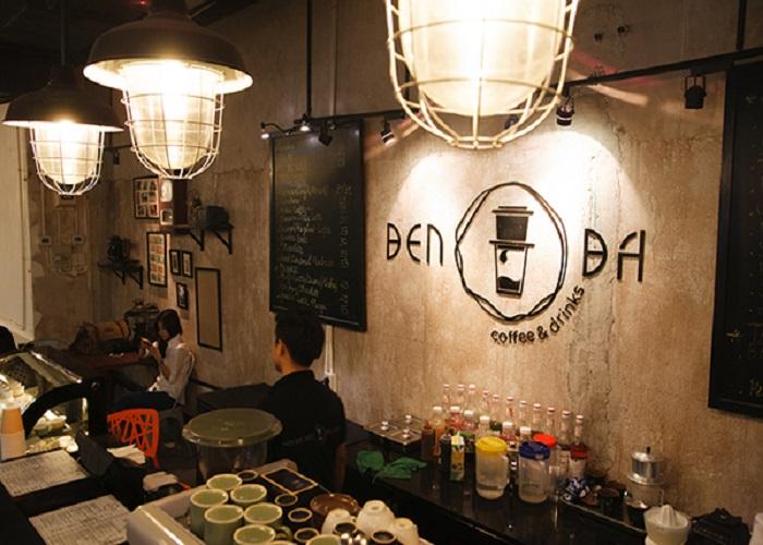 đen đá quán cafe đẹp nhất Đà Nẵng