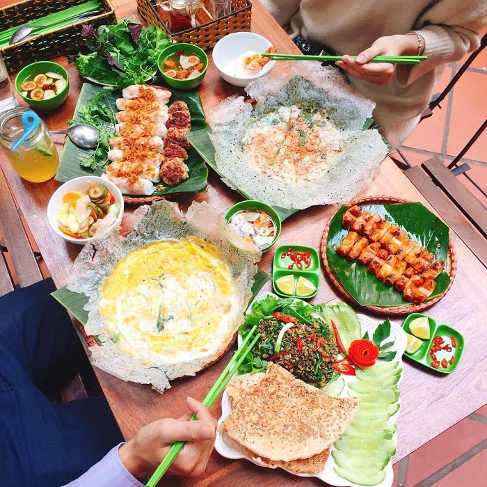 The address to enjoy 6 delicious Thanh Hoa street dishes will delight visitors