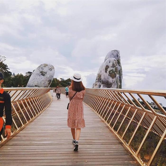 Cầu Vàng Đà Nẵng 7