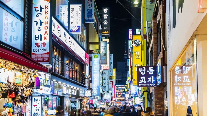 Chơi thả ga ăn thả phanh khi ghé thăm 5 khu chợ đêm Hàn Quốc nổi tiếng