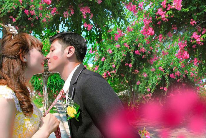 Con đường hoa giấy đẹp nhất Nha Trang 8