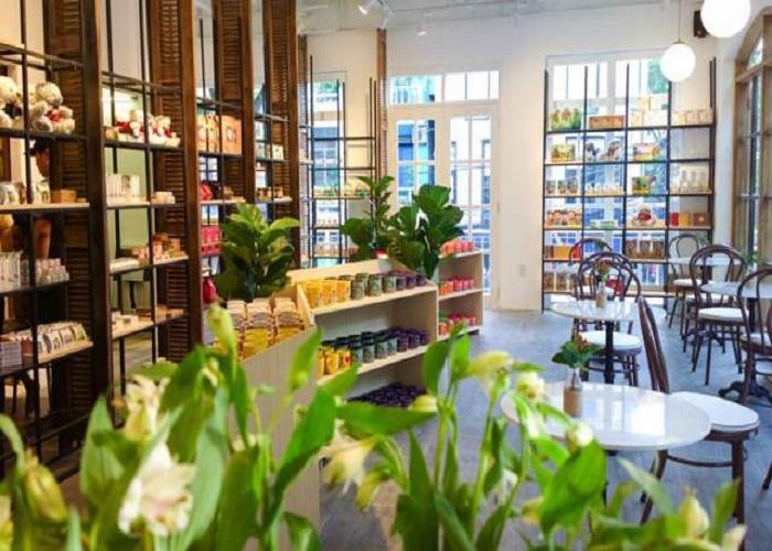 danang souvenirs quán cafe đẹp nhất Đà Nẵng