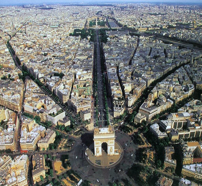 Explore the Arc de Triomphe to learn about French history