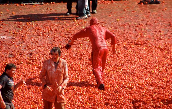 Lễ hội Tomatina 3
