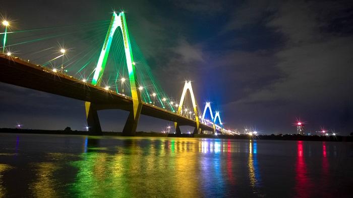 những cây cầu Hà Nội