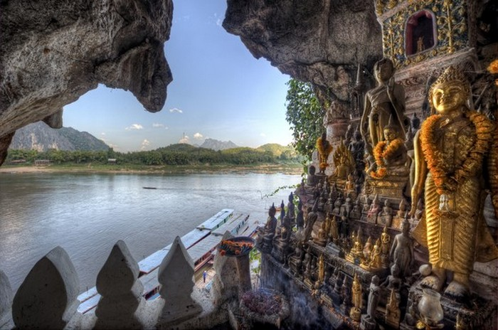 Destinations in Luang Prabang attracts many visitors