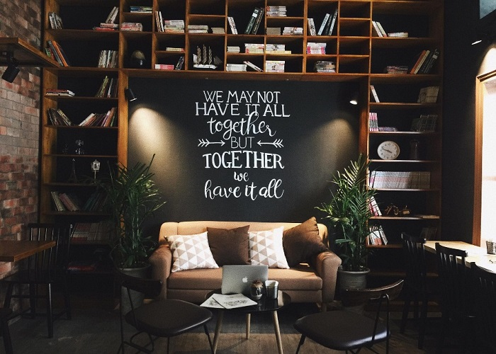 tổ coffee quán cafe đẹp nhất Đà Nẵng