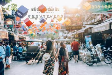 Du lịch Siem Reap – kinh đô cũ nổi tiếng bậc nhất của Campuchia
