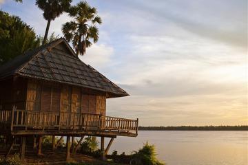 Du lịch Kratie - điểm du lịch mới lạ tại Campuchia