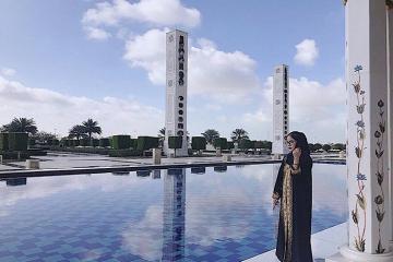 Thánh đường Hồi giáo Sheikh Zayed – công trình kiến trúc lộng lẫy của Dubai
