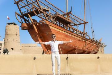 Khám phá những nét văn hóa độc đáo tại bảo tàng Dubai