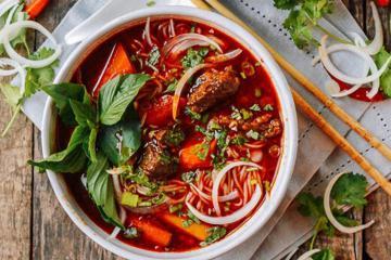 Check list những món ngon khó cưỡng của ẩm thực Bạc Liêu