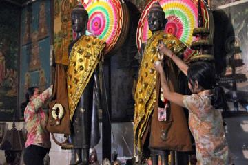 Tượng công chúa may mắn ở Campuchia – tín ngưỡng đặc biệt của sự may mắn