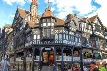 Ghé thăm thành phố Chester - Top 5 điểm đến hấp dẫn nhất châu Âu