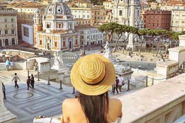Đổ đứ đừ với 7 địa danh đẹp ngất ngây ở Ý