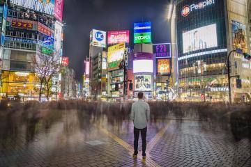 Vi vu ngay 5 điểm checkin Nhật Bản nổi tiếng bậc nhất