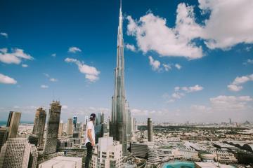 Cao ốc Burj Khalifa – biểu tượng đẳng cấp quốc tế