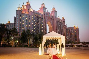 Khách sạn Atlantis The Palm - điểm đến dành chogiới siêu giàu