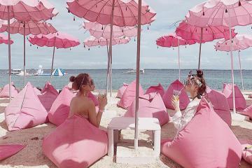 Trốn nắng hè tại công viên phao nổi lớn nhất châu Á Inflatable Island