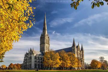8 nhà thờ tuyệt đẹp phải đến khi du lịch Anh