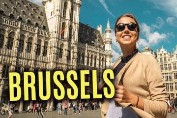 Gợi ý lịch trình 1 ngày khám phá Thủ đô Brussels