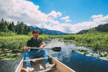 Lý tưởng chuyến du lịch Canada mùa hè