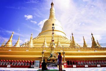 Điều linh thiêng bí ẩn tại những ngôi chùa cổ Myanmar