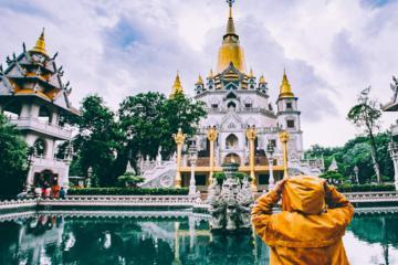 Viếng thăm 5 ngôi chùa đẹp nhất tại Sài Gòn