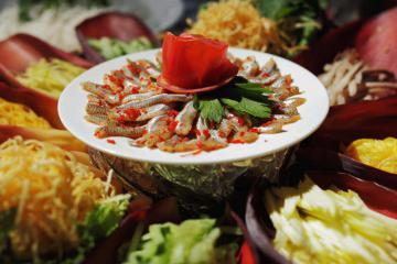 Ăn quên lối về với các món ăn đặc sản Bình Thuận