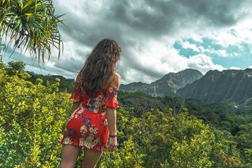 Đừng quên ghé thăm những nơi tuyệt vời nhất trên đảo Oahu Hawaii!