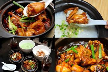 5 địa chỉ ăn cháo ếch ở Singapore ngon, chuẩn vị nhất