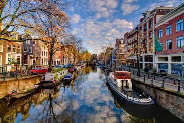 Lạc về miền cổ tích với những điểm du lịch nổi tiếng ở Hà Lan